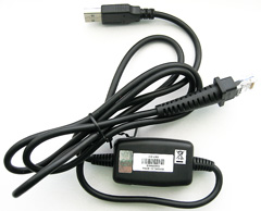 CipherLab 1090+/1200/1500/1502/1504 USB-VC (308) Cable - Интерфейсный кабель типа USB-VC (308) для сканеров 1090+/1200/1500/1502/1504